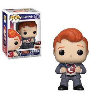 Funko Funko Pop! Icons - Conan - Conan O'Brien (Clark Kent) 19  *EB Games Exclusive*