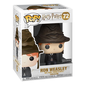 Funko Funko Pop! Movies - Harry Potter - Ron Weasley avec Choixpeau *Barnes and Nobles Exclusive* 72