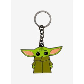 Bioworld Keychain - Star Wars The Mandalorian - The Child ''Baby Yoda'' Chibi
