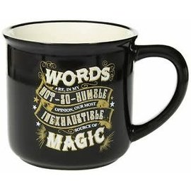 Enesco Tasse - Harry Potter - Sortilège Style Camping 16oz
