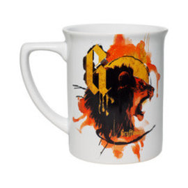 Enesco Tasse - Harry Potter - Maison Gryffondor Style Graffiti 16oz
