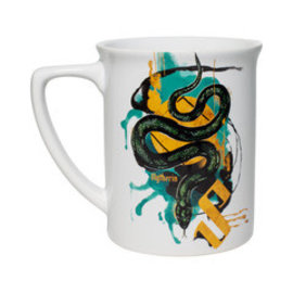 Enesco Tasse - Harry Potter - Maison Serpentard Style Graffiti 16oz