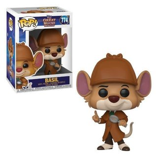 Funko Funko Pop! - Disney - The Great Mouse Detective: Basil 774
