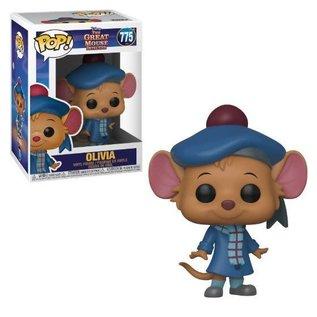Funko Funko Pop! - Disney - The Great Mouse Detective: Olivia 775