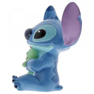 """Showcase Collection Figurine - Disney Lilo et Stitch - Stitch avec Poupée Souillon en Vinyle 3.5"""""""