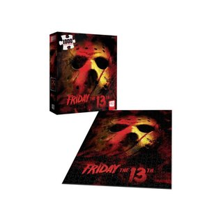 The OP Games Casse-tête - Friday The 13th - Masque de Jason 1000 pièces