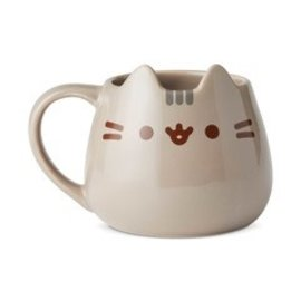 Our Name is Mud Tasse - Pusheen - Sculptée en Forme de Pusheen 12oz