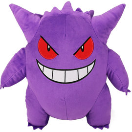 Wicked Cool Toys Peluche - Pokémon - Gengar 12""