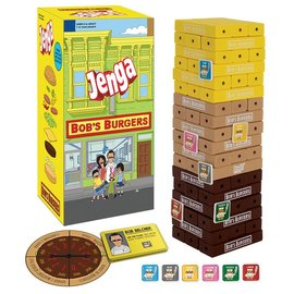 Hasbro Board Game - Bob's Burger - Jenga