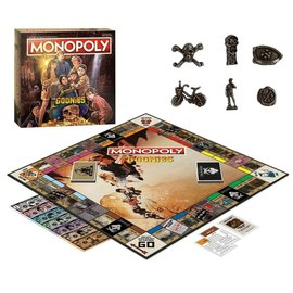 Usaopoly Board Game - The Goonies - Monopoly The Goonies