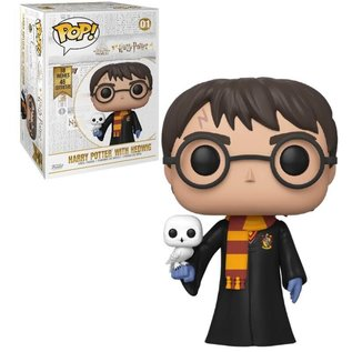 Funko Funko Pop! - Harry Potter - Harry Potter With Hedwig 01 18''