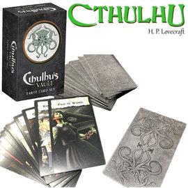 Ultra Pro Jeu de cartes - Cthulhu's Vault Tarot Card Set
