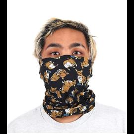 Bioworld Headwear - CowBoy Bebop - Ein the Corgi: Fabric Neck Gaiter Multi-Fonctional 12 Ways to Wear *Clearance*