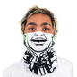 Bioworld Bandeau - Beetlejuice - Multi-Fonction en Tissus 12 Façons de le Porter *Liquidation*