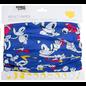 Bioworld Bandeau - Sonic the Hedgehog - Personnage Multi-Fonction en Tissus 12 Façons de le Porter *Liquidation*