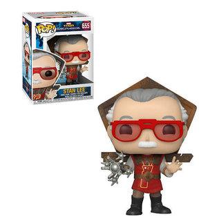 Funko Funko Pop! - Marvel: Thor Ragnarok - Stan Lee 655