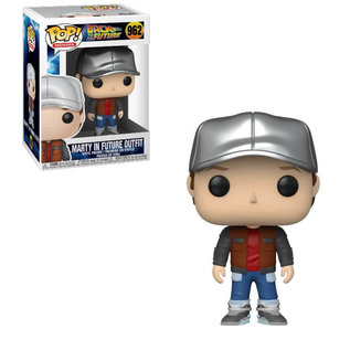 Funko Funko Pop! Movies - Back To The Future - Marty In Future Outfit 962