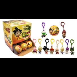 Just Toys Blind Ball - Dragon Ball Z - Mini Figurine Backpack Keychain