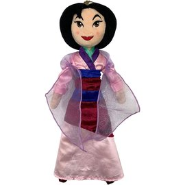 Import Dragon Peluche - Disney - Mulan: Mulan en Robe 11""