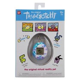 Bandai Jouet - Tamagotchi Original - Motif Ciel Coloré Animal Virtuel Gen 2