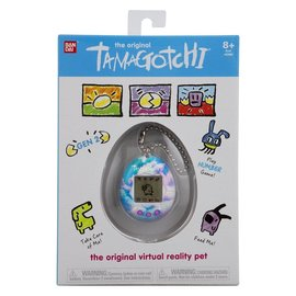 Bandai Tamagotchi - Original - Motif Ciel Coloré Animal Virtuel Gen 2