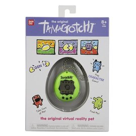 Bandai Tamagotchi - Original - Jaune Néon Animal Virtuel Gen 1