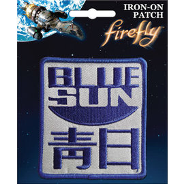 Ata-Boy Patch - Firefly - Blue Sun