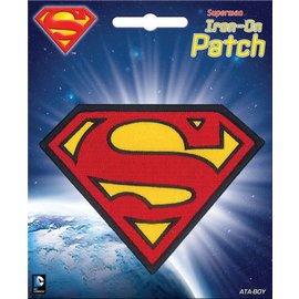 Ata-Boy Patch - DC Comics - Superman Logo