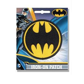 Ata-Boy Patch - DC Comics - Batman Logo Round