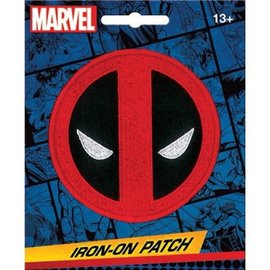 Ata-Boy Patch - Marvel - Deadpool Logo