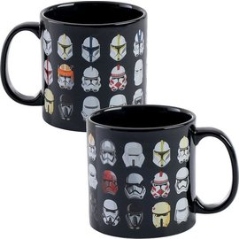 Vandor Tasse - Star Wars - Collection de Casques 20oz