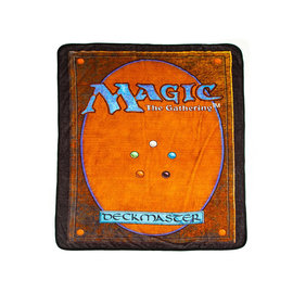 Bioworld Blanket - Magic The Gathering - Card Backing Fleece Throw
