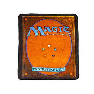 Bioworld Couverture - Magic The Gathering - Dos de Carte Jeté en Peluche