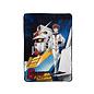 Bioworld Couverture - Mobile Suit Gundam - Couverture Originale Jeté en Peluche