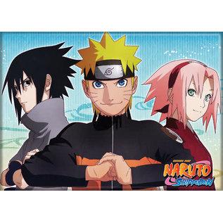 Ata-Boy Aimant - Naruto Shippuden - Naruto, Sasuke et Sakura
