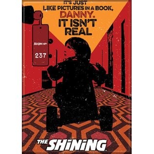 Ata-Boy Aimant - The Shining - It's Just Like in a Book, Danny. It isn't Real. Room n.237