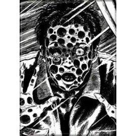 Ata-Boy Magnet - Junji Ito - Shiver: Character with Holes