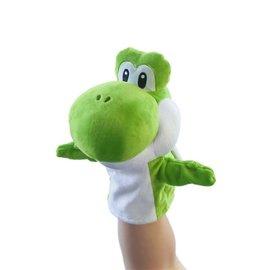 Hashtag Collectibles Peluche - Nintendo Super Mario Bros. - Marionnette de Yoshi