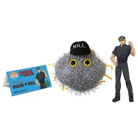 Giant Microbes Peluche - Giant Microbes - Cells at Work!: Killer T Cell 6""