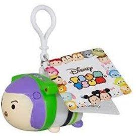 Squeezables Porte-clés - Disney Tsum Tsum - Buzz Lightyear Parfumé au Raisin
