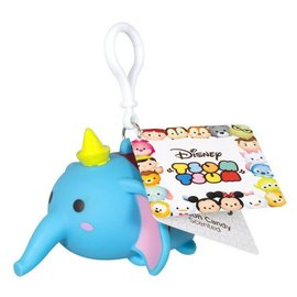 Squeezables Keychain - Disney Tsum Tsum - Dumbo Cotton Candy Scented