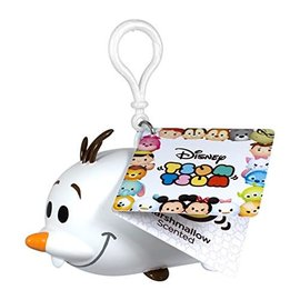 Squeezables Keychain - Disney Tsum Tsum - Olaf Marshmallow Scented