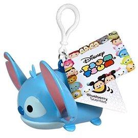 Squeezables Porte-clés - Disney Tsum Tsum - Stitch Parfumé aux Bleuets