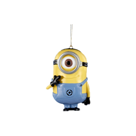 Kurt S. Adler Holiday Decoration - Minions - Carl Christmas Tree Ornament