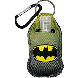 Spoontiques Hand Sanitizer Holder - DC Comics - Batman Logo