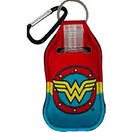 Spoontiques Hand Sanitizer Holder - DC Comics - Wonder Woman Logo