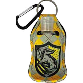 Spoontiques Hand Sanitizer Holder - Harry Potter - Hufflepuff Crest