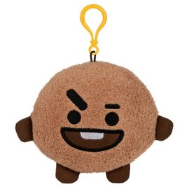 Gund Plush - BT21 - Backpack Clip Shooky 4''