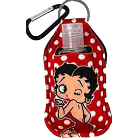 Spoontiques Hand Sanitizer Holder - Betty Boop - Betty Boop