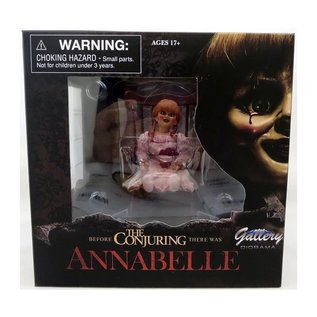 """Diamond Toys Figurine - The Conjuring Annabelle - Gallery Diorama 6"""""""